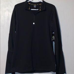 Champion long sleeve running pullover 00030